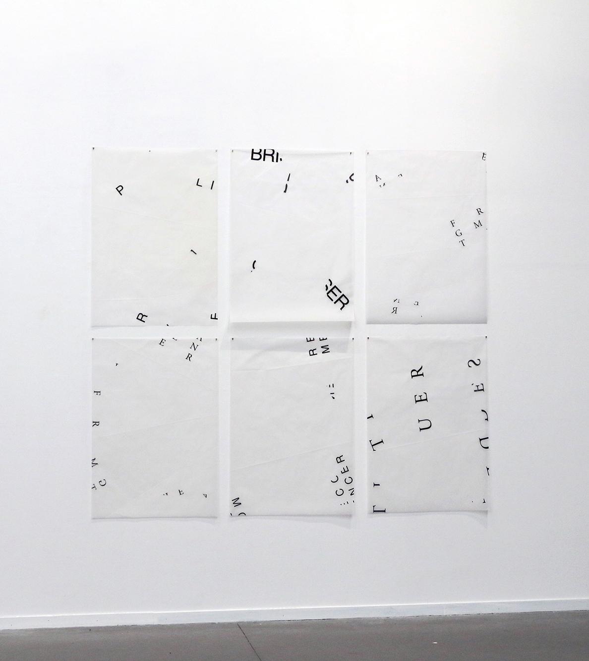 12e édition du Clou à L'Atelier. Nantes, 2019.
